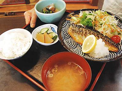 健康メニュー食べ歩こう 中野・飯山10店舗