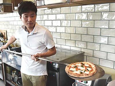 トコトコ歩いて、いろんなコトに ピザ作りなど上田の店で体験を