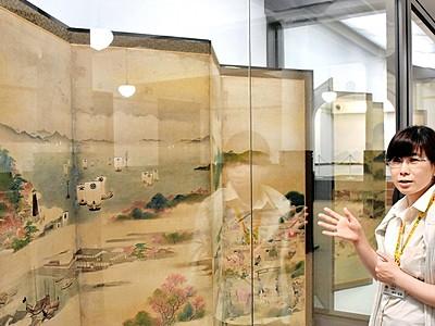 敦賀湊の役割探る 日本遺産認定特別展