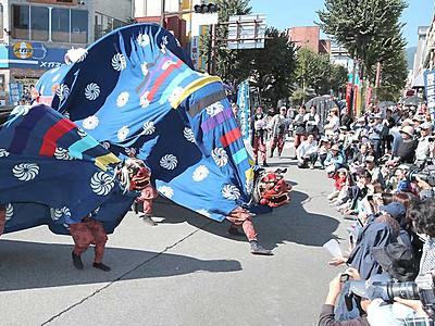 南信州獅子舞フェス、節目の演舞 飯田に29団体集結へ