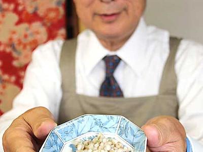 栄養豊富、ソバの実に可能性 小諸の製粉会社に注文急増