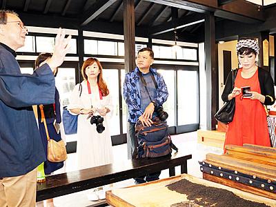 台湾に富山の魅力伝えて 人気ブロガーら招待
