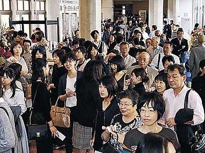 仲代さん熱演に感動 能登演劇堂で無名塾ロングラン公演開幕