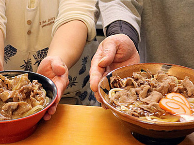 人気のジビエ10年ぶり復活 砺波「お食事処うえの」