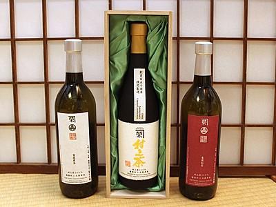 瓶詰め1本2万円 プロの味高級村上茶 冨士美園が商品化