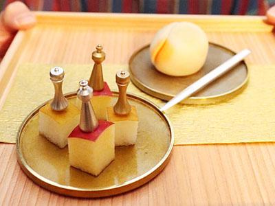 和菓子に合う新作発表へ 高岡銅器協同組合