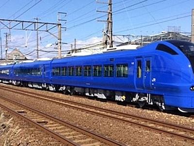 瑠璃色「いなほ」10月27日初列車 12月ハマナス色も