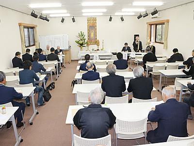 古刹・善徳寺の魅力発信へNPO設立