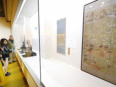 豊原寺、東尋坊との関係は 特別展、文献や出土品70点
