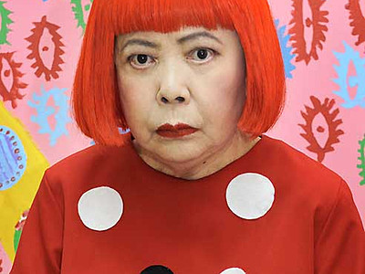 草間弥生さん123日間の特別展 松本市美術館で開催へ