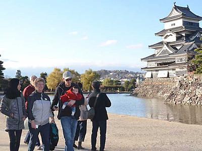 松本、もてなしに市民の力 観光ガイド育成へ「カレッジ」