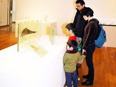 高岡でU-50国際北陸工芸アワード作品展