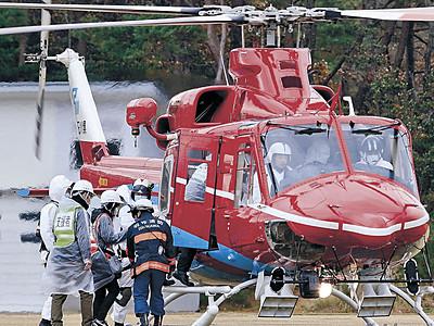 原発非常事態に備え 県の防災訓練、2200人が避難手順確認