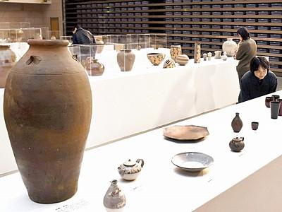 六古窯の未来探る 日本遺産記念サミット