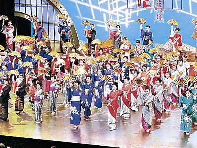 風土香る多彩な舞台 金沢で大民謡まつり
