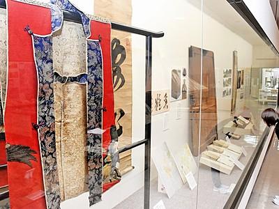 天狗党の足取り紹介 大野市歴史博物館で企画展