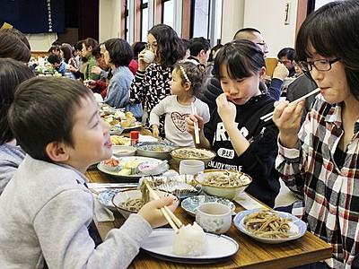 佐渡・大崎そばの会40年目 「本物の味」こだわり続け