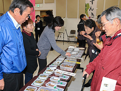 特産「すんき」の魅力紹介 木曽で初のフェスタ開催