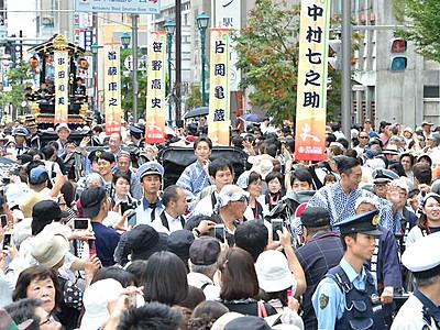 信州・まつもと大歌舞伎 6月12~18日に