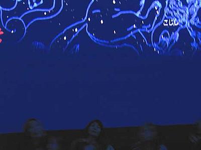 星空の「出前」注文次々 茅野・八ケ岳総合博物館