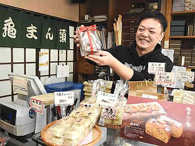 老舗和菓子店のパウンドケーキ 伊那・高遠町で話題