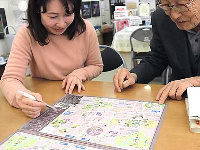 財政改革に尽力、恩田木工を知る 松代のまち歩きマップ