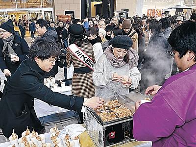 石川の食文化堪能 フードピア金沢が開幕