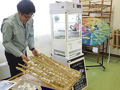 皇室の養蚕テーマに企画展 「シルク岡谷」陛下退位を控え計画