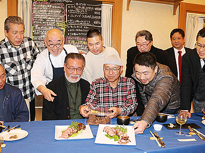 ジビエ料理いかが 県内シェフ・ハンターが普及へ組織結成