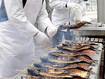 3月8日はサバの日 鯖江でサバ料理に舌鼓