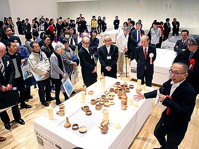 見て触れて!「デザインあ」展、 21日から富山県美術館
