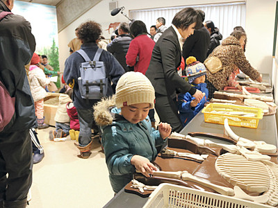 野尻湖ナウマンゾウ博物館がリニューアルオープン