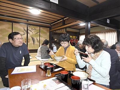 越前町熊谷「くまカフェ」本格営業始まる