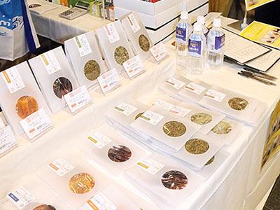 「富のおもちかえり」に新商品 富山駅で発売イベント