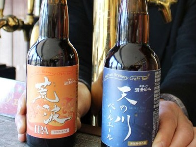 コクと香りの「沼垂ビール」瓶売り開始 新潟市中央区
