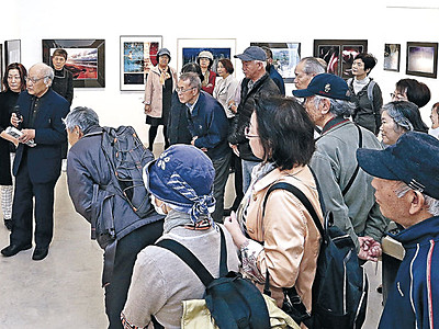 冒険重ね、作家が進歩 現代美術展、作品解説 金沢の2会場で開催中
