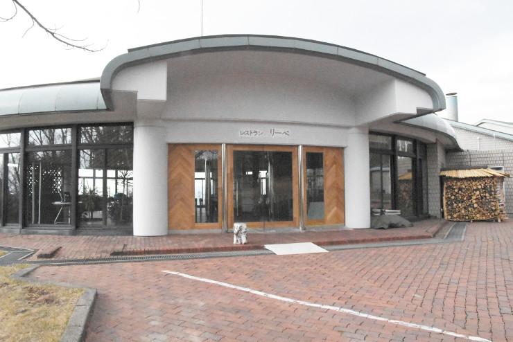 フレンチデリ&カフェ「K」としてプレオープンする八ケ岳自然文化園の建物