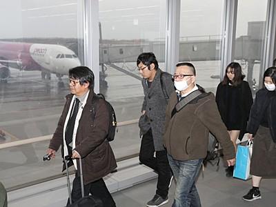 LCC(新潟-大阪)就航1カ月 ピーチ利用者1万人突破