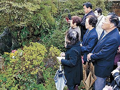 初の虚子忌 七尾市中島で地元俳句結社