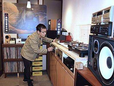 SLの音真空管アンプで 「音響研究所」 新潟市秋葉区