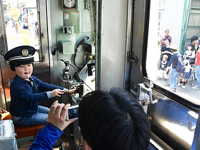 7200系来月ラストラン 上田電鉄が記念イベント