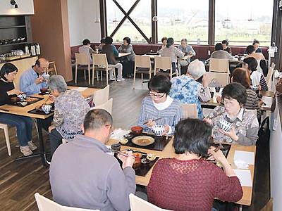 「農家レストラン」オープンへ 飯綱町の食材ふんだん