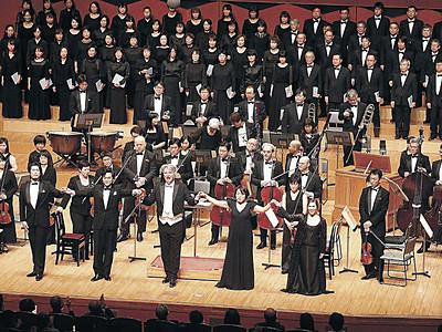 終幕の歌声荘厳 楽都音楽祭が幕を閉じる