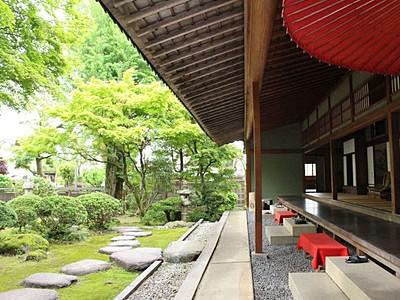 新潟田上町 椿寿荘100年で見学会
