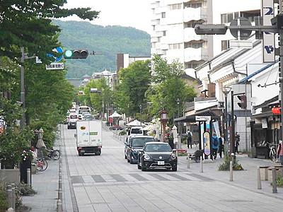 善光寺表参道に電飾の彩り 長野市など、11~12月