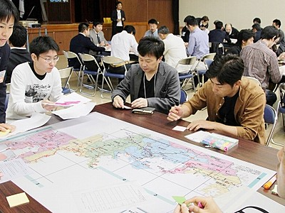 新幹線開業合わせ「小浜線に観光列車を」 福井でフォーラム