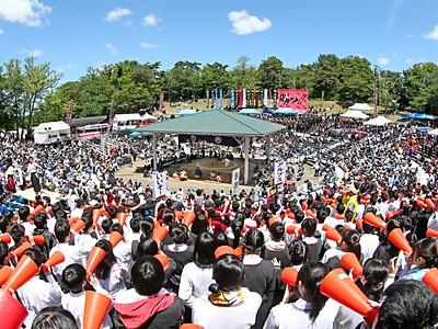 金沢学院が準優勝、金市工3位 第102回高校相撲金沢大会、埼玉栄3連覇