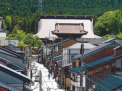 日本遺産に木彫刻の井波 「北前船」に富山・高岡追加