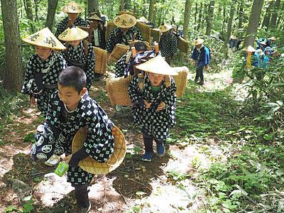 峠越え、工女らの苦労しのぶ 松本・奈川で「野麦峠まつり」