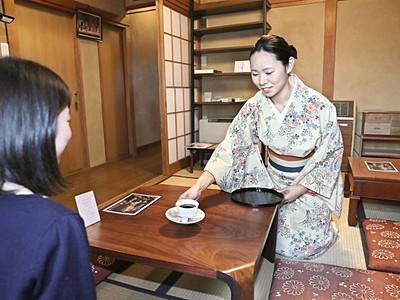 芸妓文化触れ「お座敷」気分 柳都カフェが開業 新潟